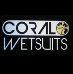 Coral Wetsuits Logo Square